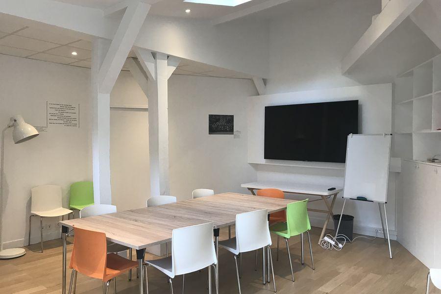 Stillpoint Spaces Salle de réunion (8-10 personnes)