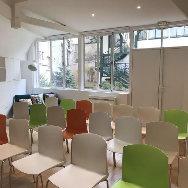 Stillpoint Spaces Salle de réunion pour séminaire (20 personnes)