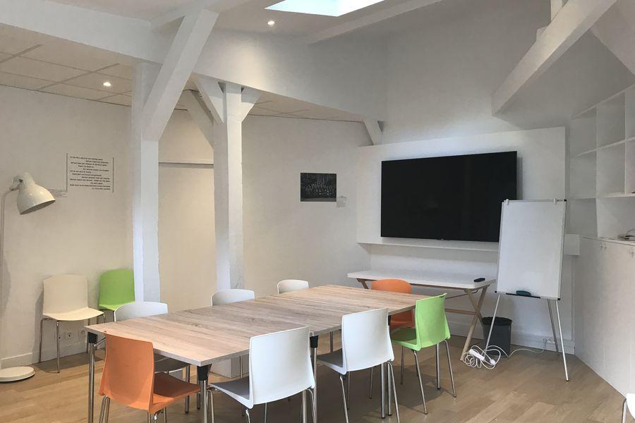 Stillpoint Spaces Salle de réunion