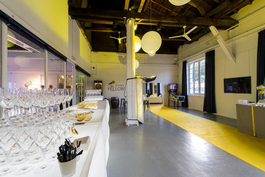 L'Embarcadère Espace Yellow - 105m² - Cocktail & Soirée