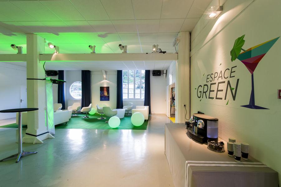 L'Embarcadère Espace Green - 120m² - Espace détente