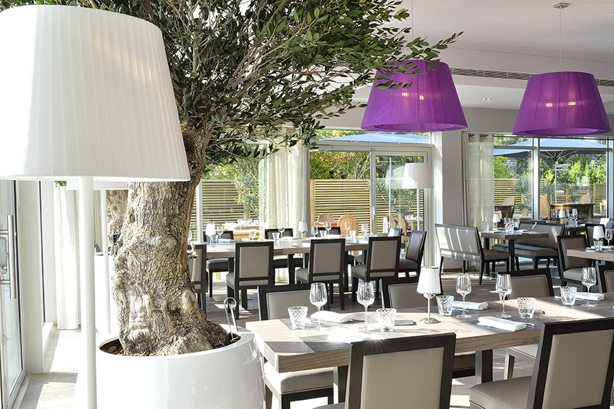Château des Tourelles Thalasso & Spa **** Restaurant