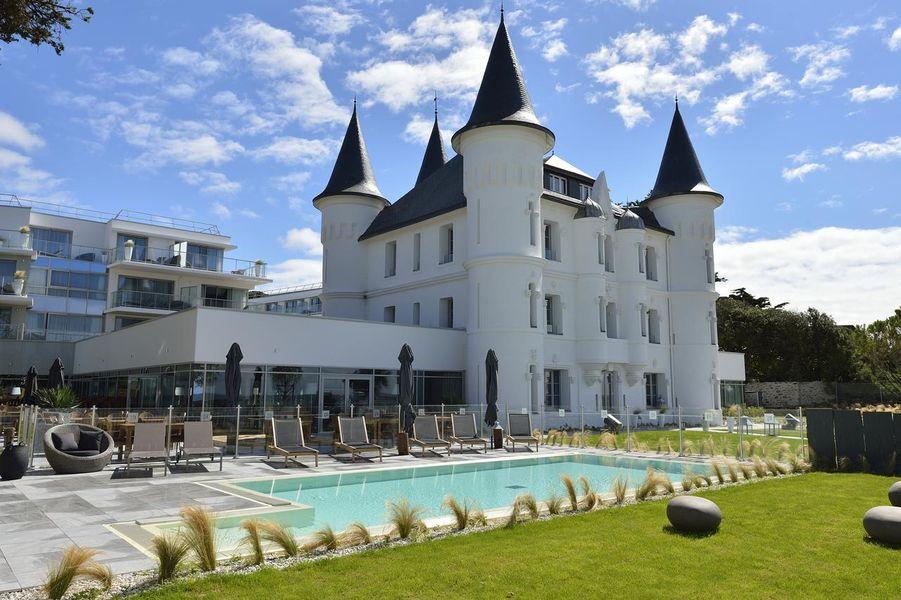 Château des Tourelles Thalasso & Spa **** Château des Tourelles Thalasso & Spa ****