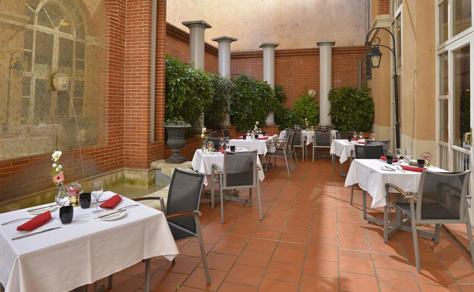 Crowne Plaza Toulouse Restaurant