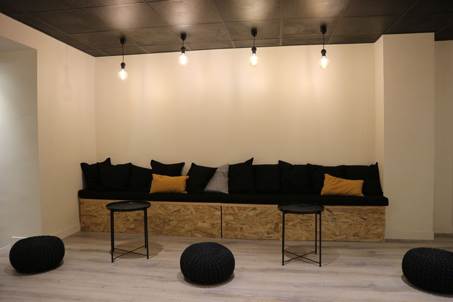 L'Antichambre Espace lounge