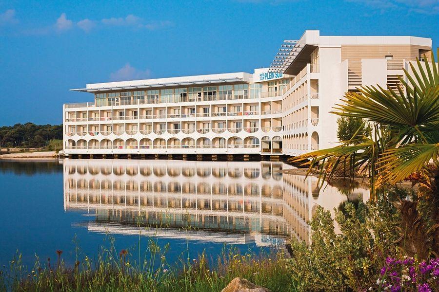 Hôtel Plein Sud Hyères-les-Palmiers Extérieur