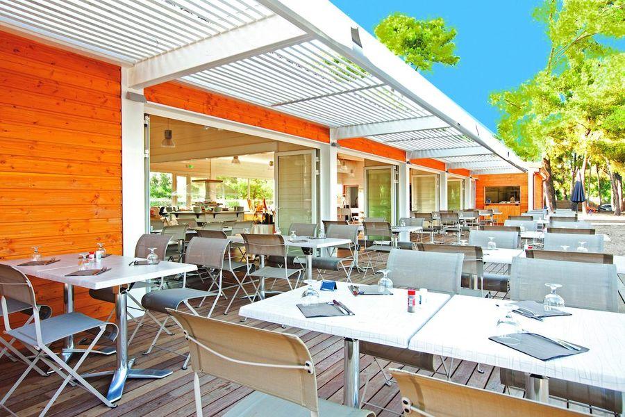 Hôtel Plein Sud Hyères-les-Palmiers Terrasse
