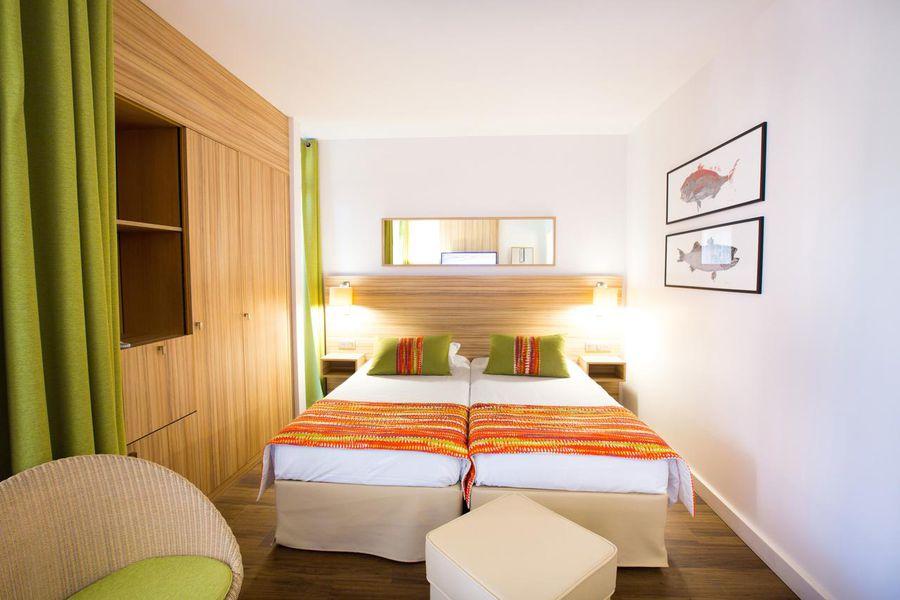 Hôtel Delcloy Chambre twin