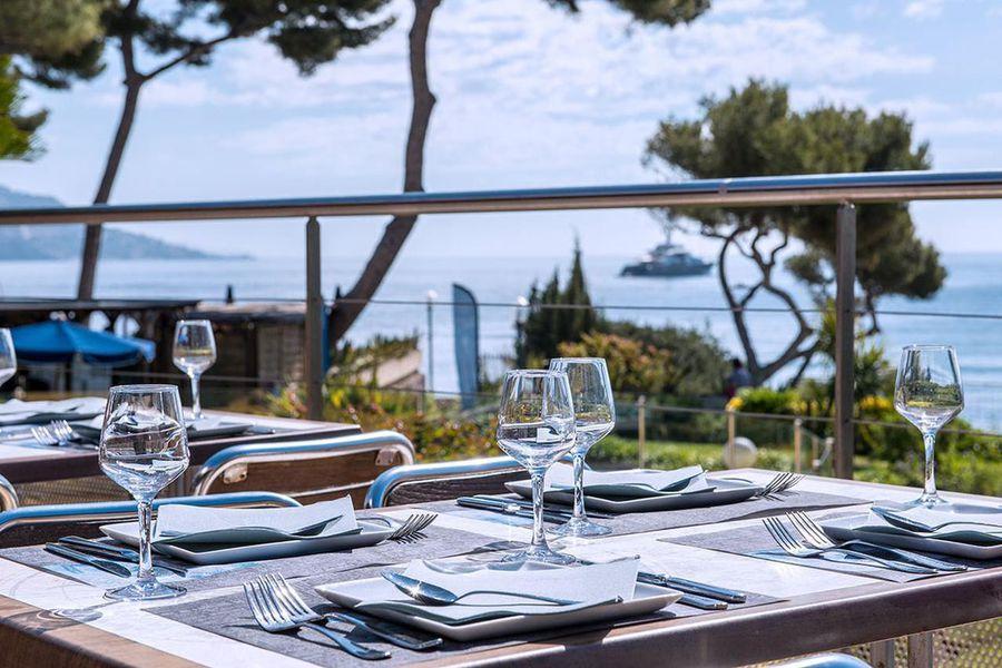 Hôtel Delcloy Terrasse restaurant