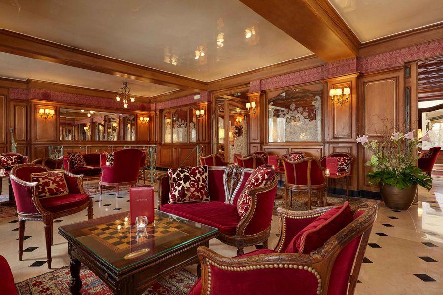 Hôtel Regina ***** Bar Anglais