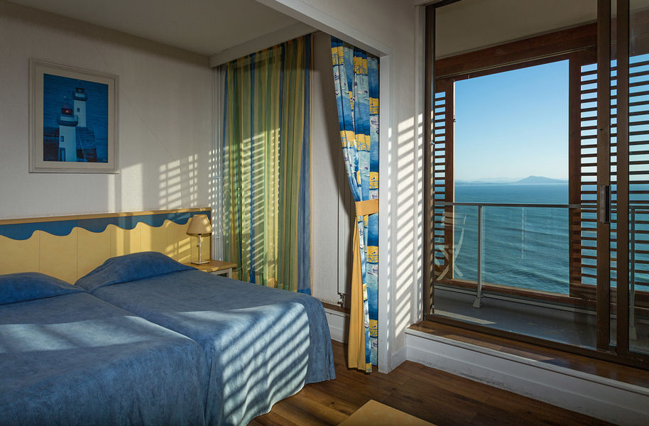 Le Grand Large Biarritz Chambre