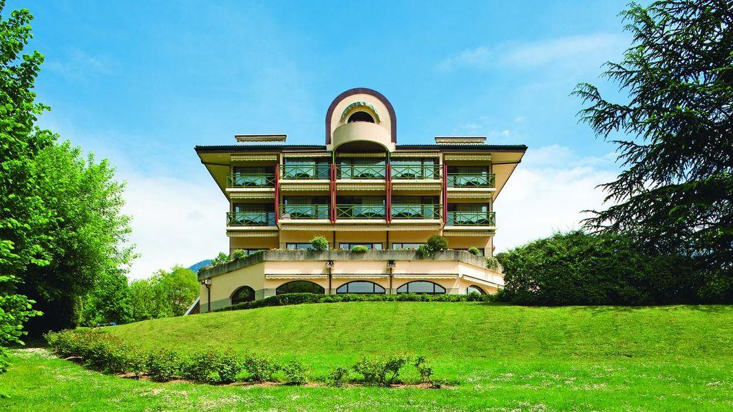 Villa Marlioz Extérieur