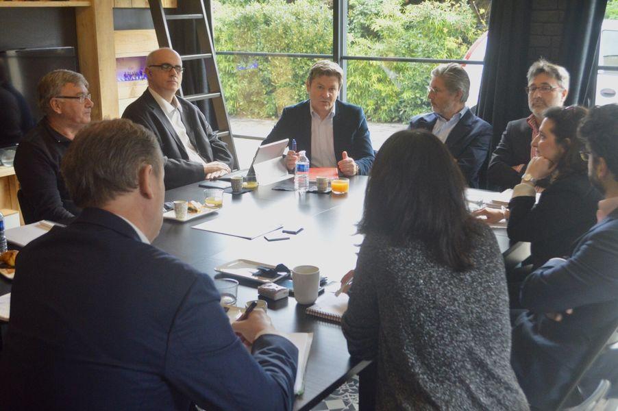Cosy Workplace, La Maison des Pins Petit-déjeuner du Club des Entreprises de Bordeaux