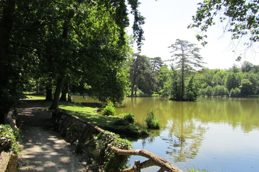 Campus Serge Kampf Les Fontaines Parc