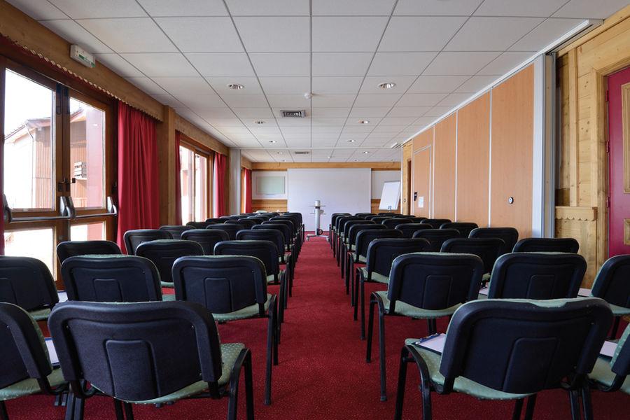 La Plagne 2100 Salle de séminaire