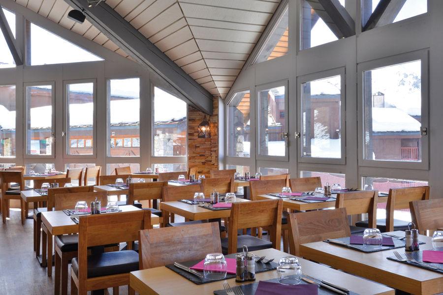 La Plagne 2100 Restaurant