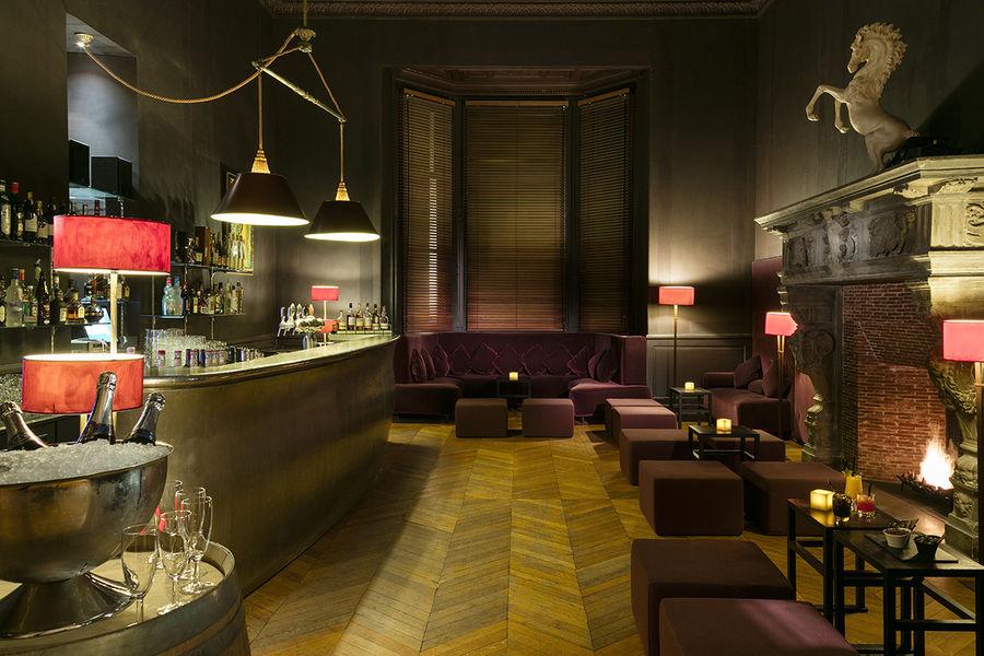 Campus Serge Kampf Les Fontaines Bar