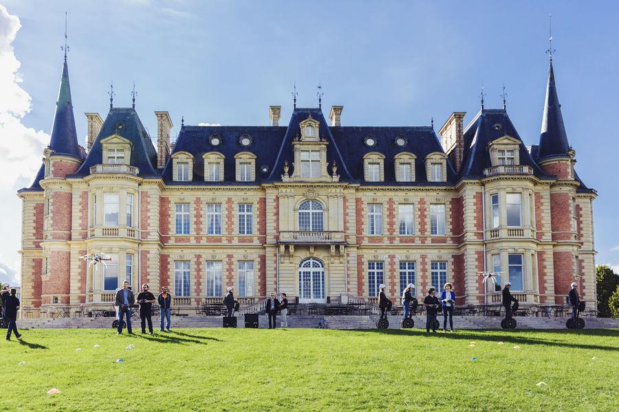 Campus Serge Kampf Les Fontaines Le Château