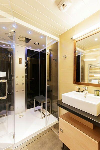 Les Hauts de Bruyères - Center Parcs Salle de bain