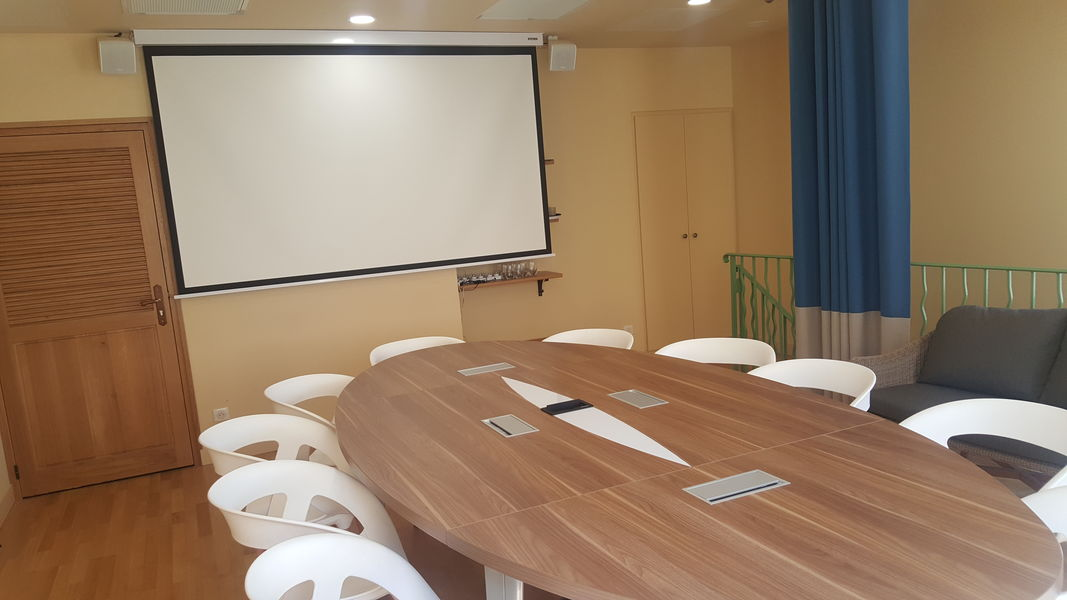 Casa Leya Salle de réunion