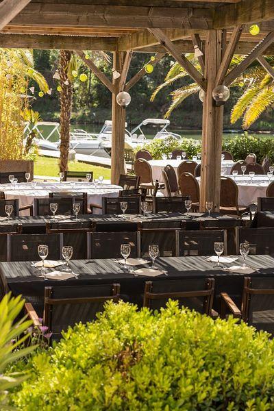 Cannes-Mandelieu - Pierre & Vacances Terrasse restaurant