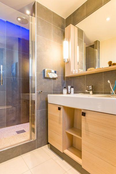 Avoriaz - Pierre & Vacances Salle de bain