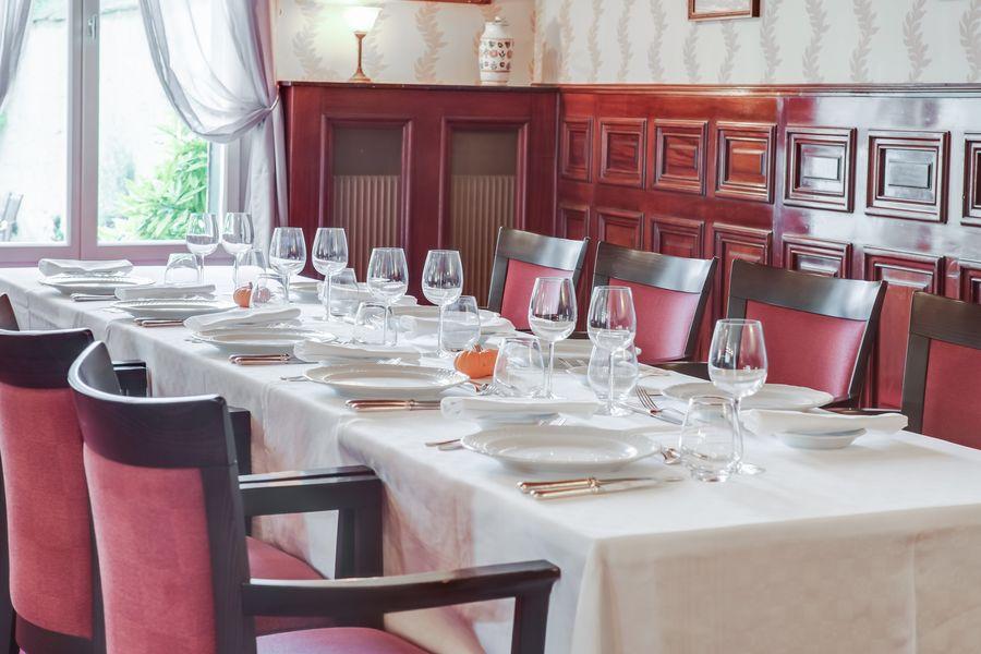 Hotel Relais D'Aumale *** LES BANQUETS