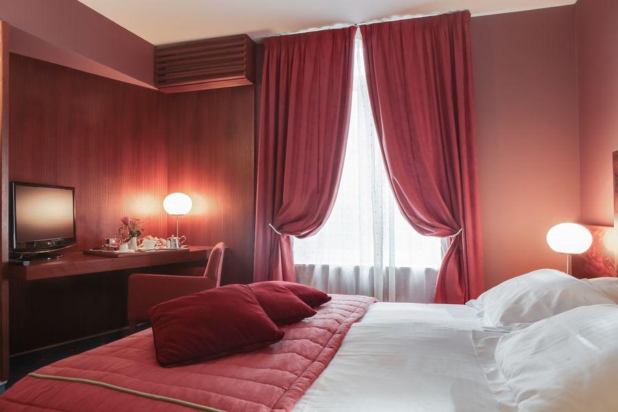 Hotel Relais D'Aumale *** LES CHAMBRES