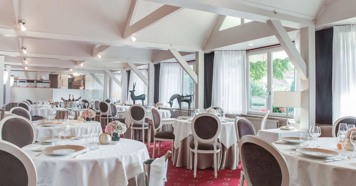 Hotel Relais D'Aumale *** LE RESTAURANT