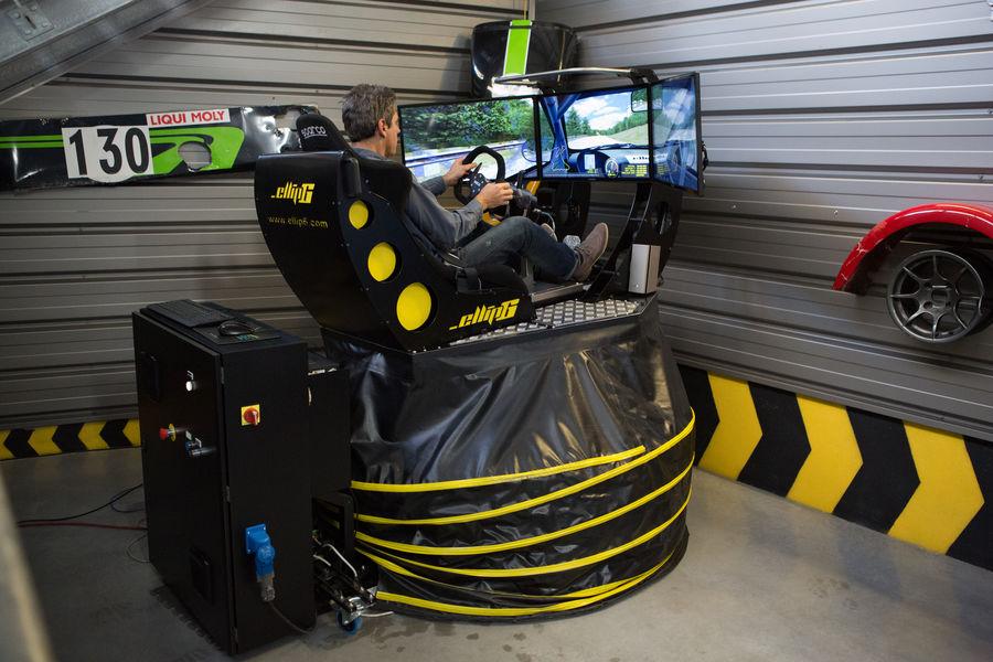 Soccer Rennais Activité Simulateur Auto
