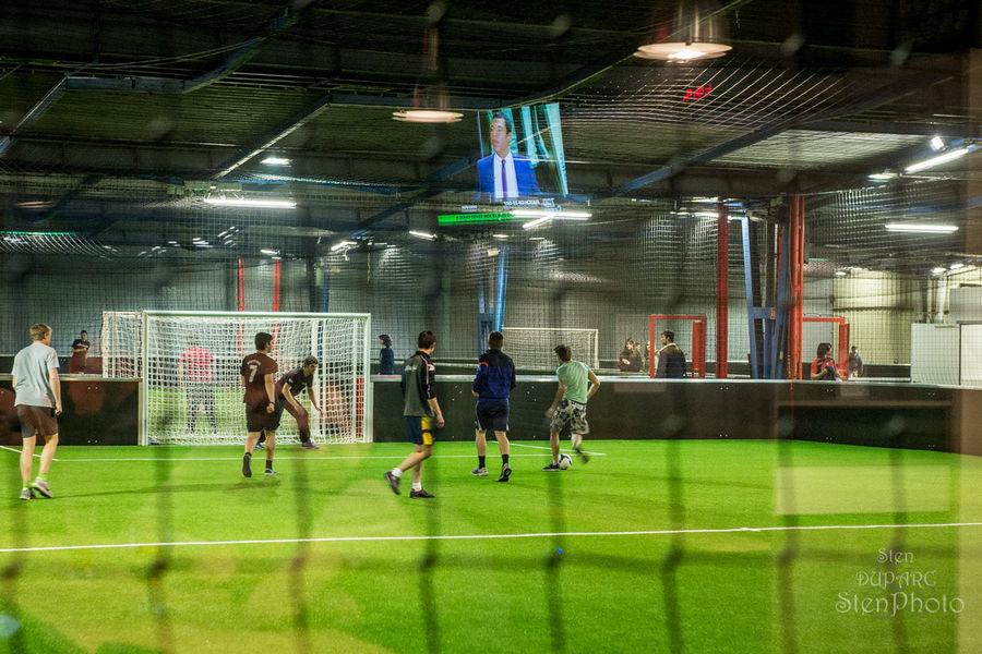 Soccer Rennais Activité - Soccer 5 contre 5