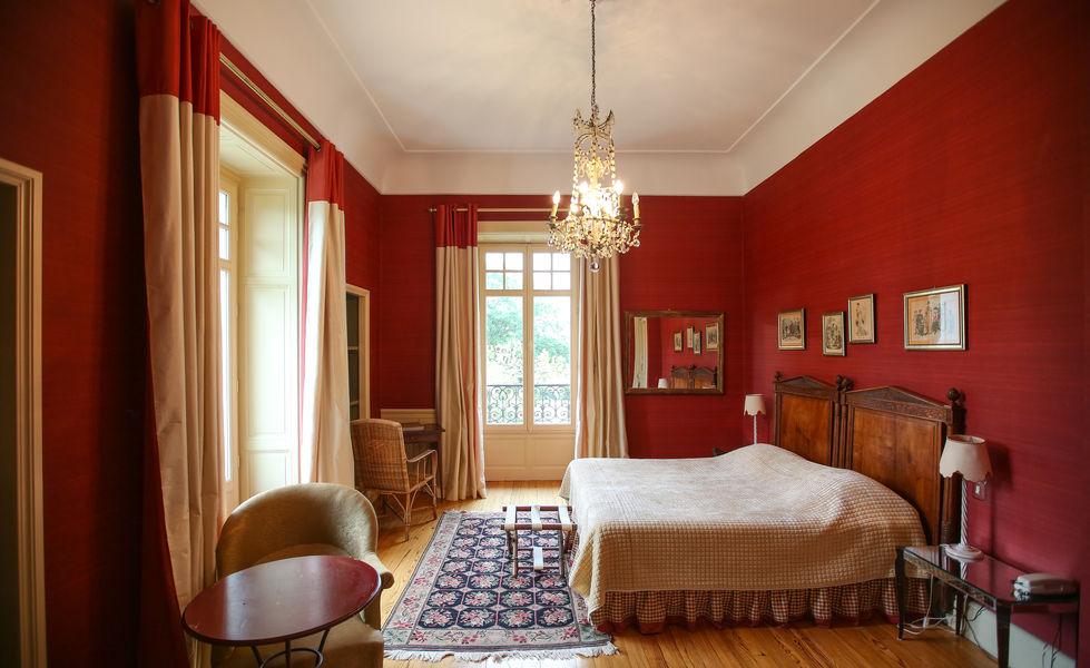 Château du Clair de Lune **** Chambre