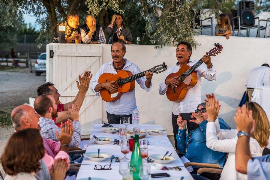 Auberge Cavalière du Pont des Bannes **** Musique flamenco