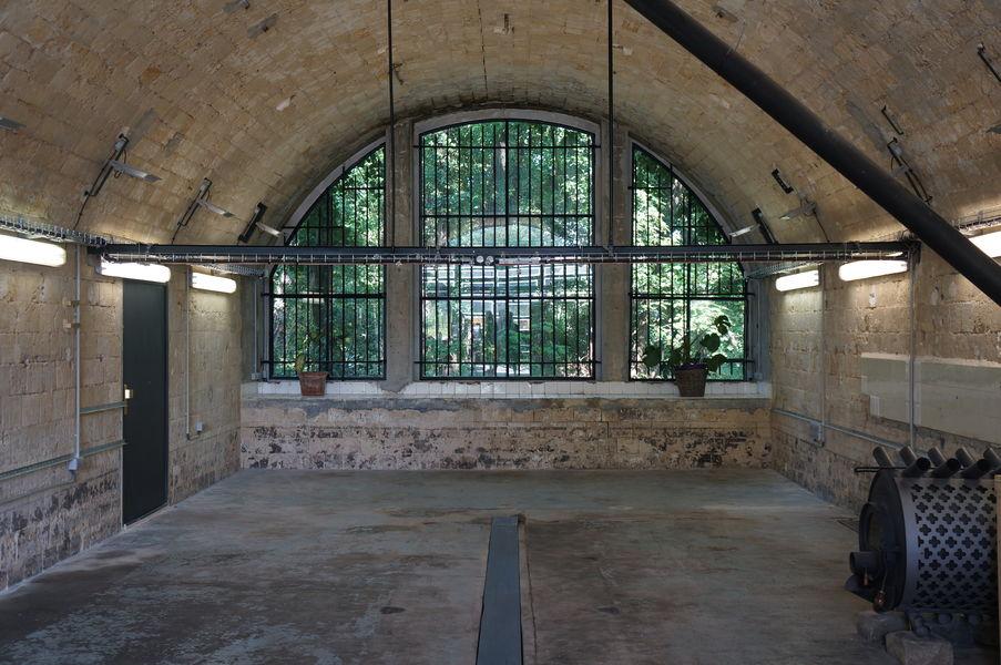 Fort d'Aubervilliers Casemate 4 - Configuration event