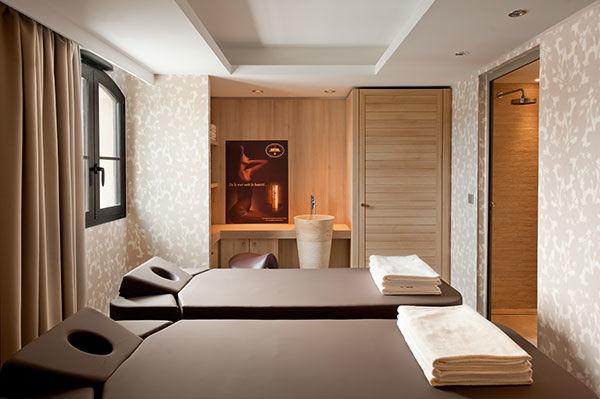 Hôtel & Spa Le Nouveau Monde**** Spa
