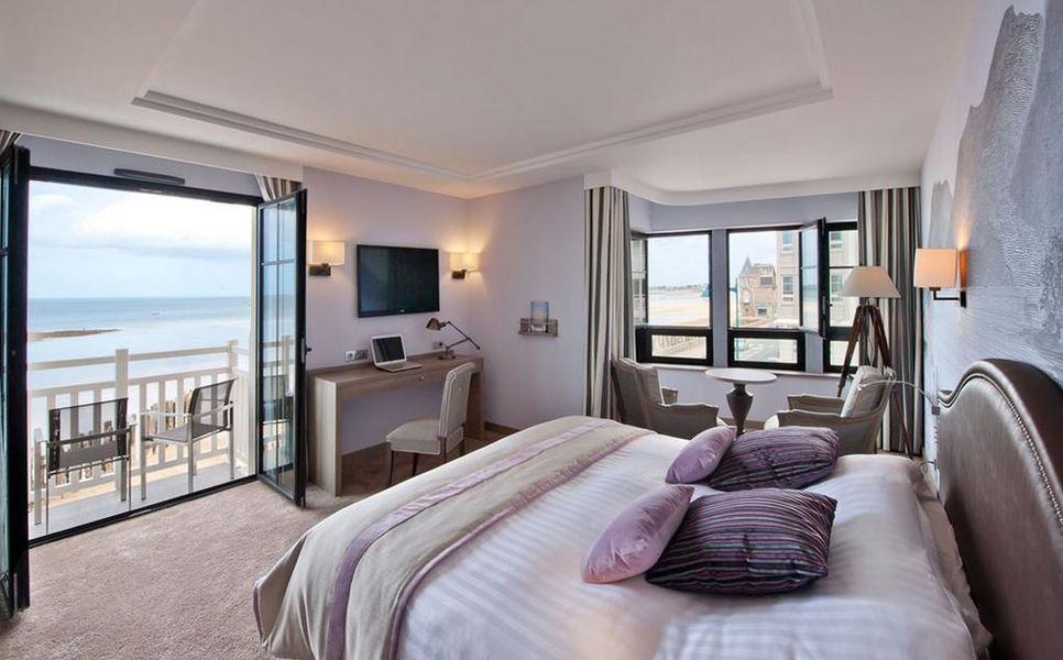 Hôtel & Spa Le Nouveau Monde**** Chambre