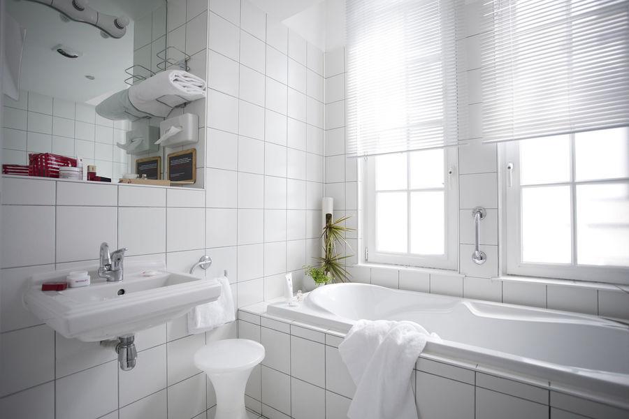 Collège Hôtel **** Salle de bain
