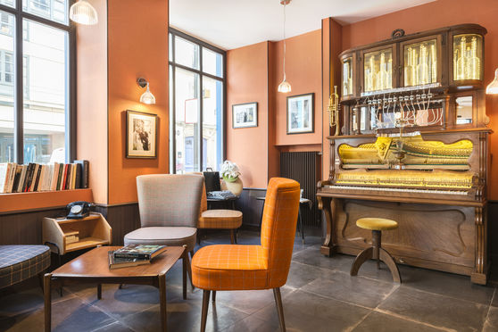 Espace Réception & Lobby