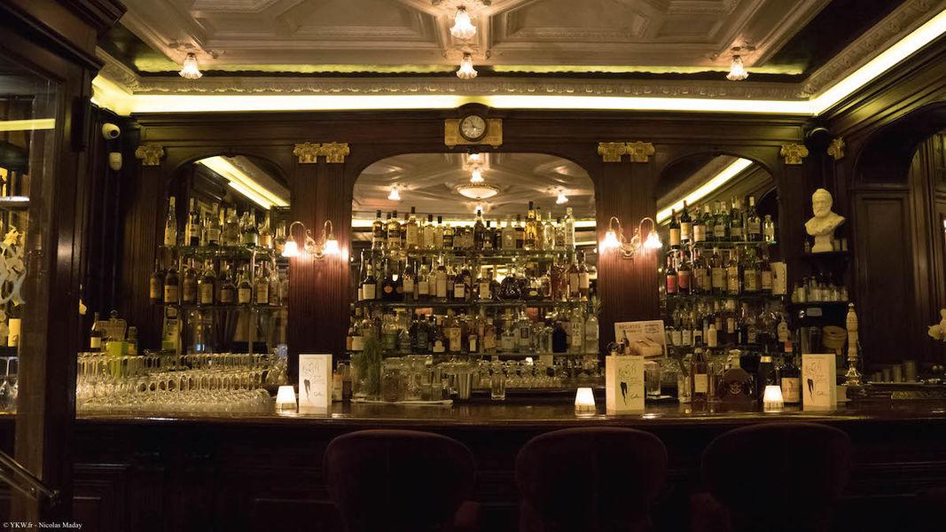 Le Gallopin Grand Bar
