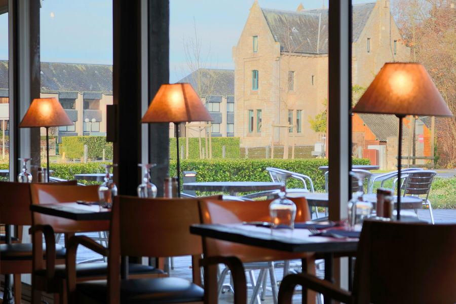 Hôtel Saint Aubert *** Restaurant La Bergerie