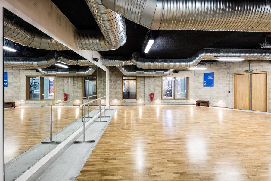 LA.SALLE.DE.SPORT.PARIS Salle de Yoga