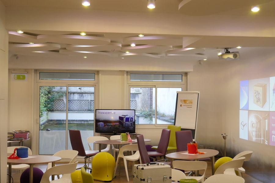 inno.centre Exemple de mise en place en îlots