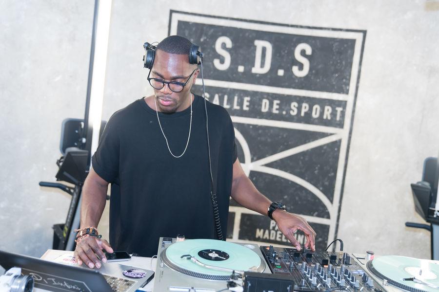 LA.SALLE.DE.SPORT.PARIS DJ Set