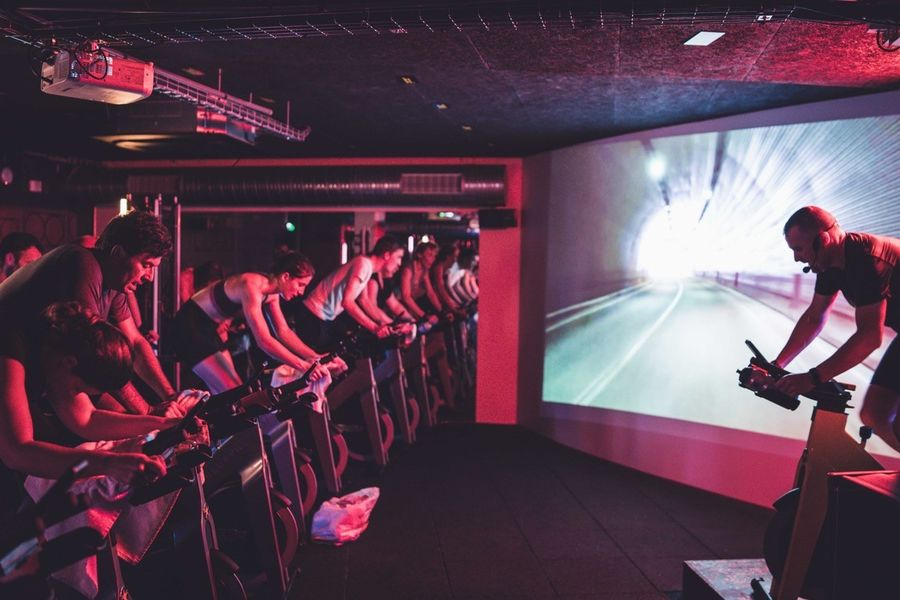 La.Salle.De.Sport.Paris Salle de Cycling