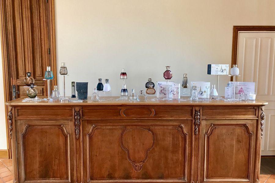 Château de Tilly Salon Louis XII lancement de produits
