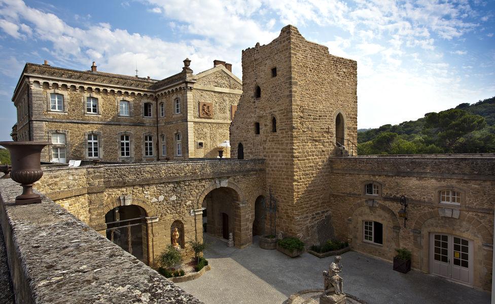 Château de Rochegude Château de Rochegude