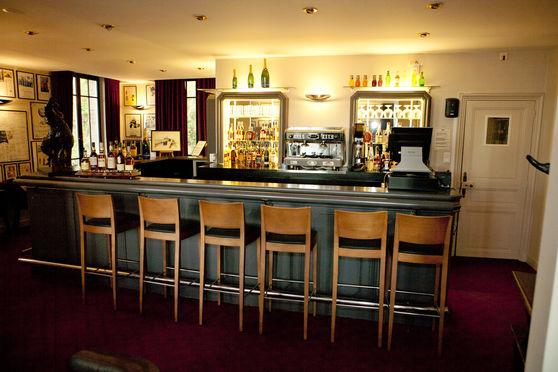 Bar panoramique, Auberge Mère Poulard