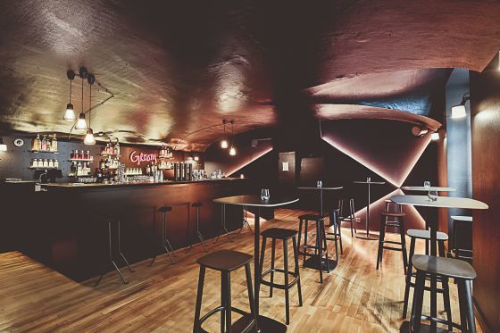 Away Hostel & Coffee Shop Cocktail - Privatisation salle du haut Groom