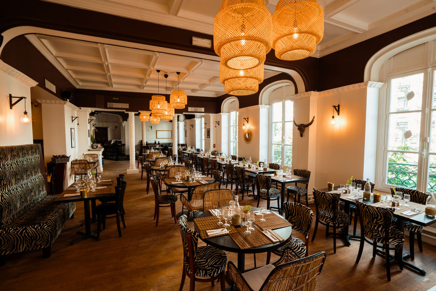 Villa Maasai Restaurant
