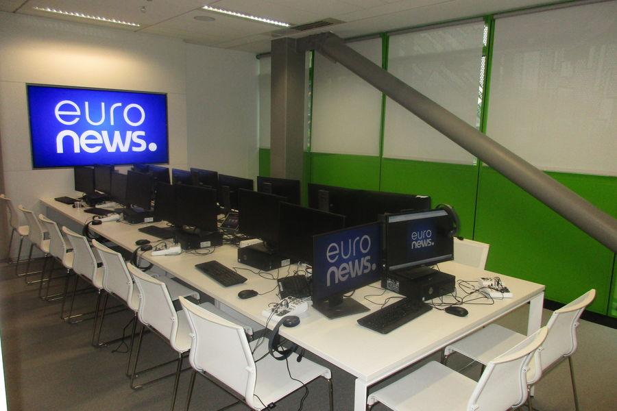 Euronews Salle Berlin